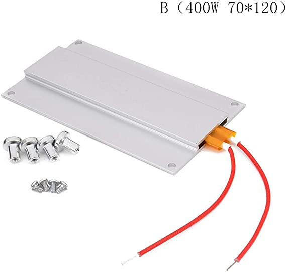 2X 300 Watt Aluminium LED Remover PTC Heizplatte LöTen Chip Entfernen BGA S V8T1