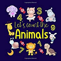 Let's Count The Animals: Cute Counting Puzzle