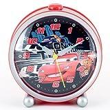 Disney Pixar Cars 2 Retro Round Alarm Clock