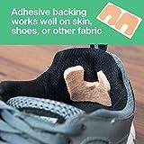 ZenToes U-Shaped Felt Callus Pads | Protect