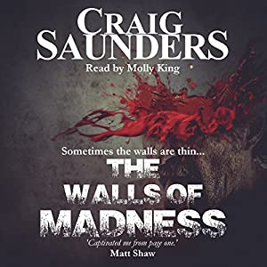 The Walls of Madness Audiobook