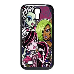 Customize Cartoon Game Monster High Back Case for Samsung Galaxy S4 I9500
