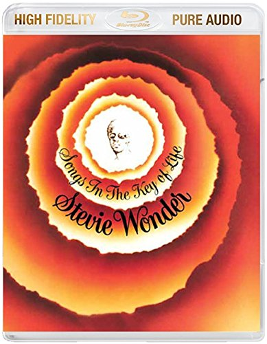 Songs In The Key Of Life [Blu-ray Audio] (Dvd Stevie Wonder)