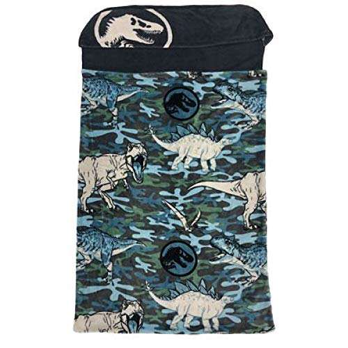 Jurassic World Movie Kids Step-in Blanket ()
