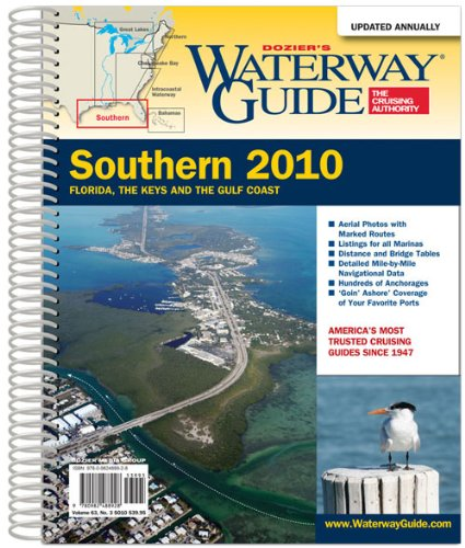 Read Online Dozier's Waterway Guide Southern 2010 (Waterway Guide Southern Edition) PDF