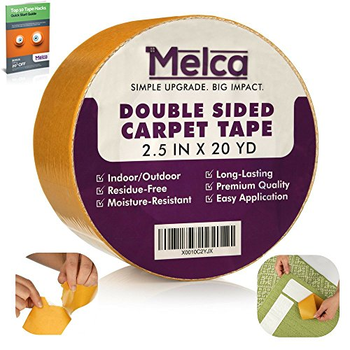Melca Double Sided Gripper Tape product image