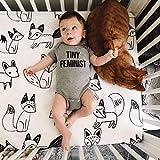 TINY FEMINIST Baby Onesie - Baby Girl Clothes - Funny Baby Onesie