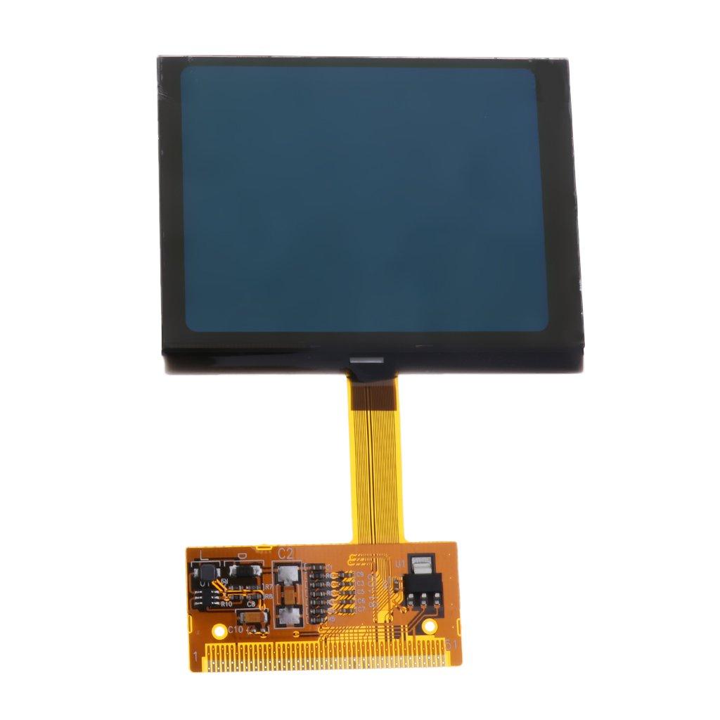 Jili Online LCD Display for AUDI TT 8N A3 S3 LCD Cluster Dashboard Pixel Repair Car Interior Accessories