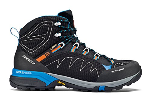 Tecnica outdoor Stivale T/Cross High Synthetic GT nero/blu chiaro 10