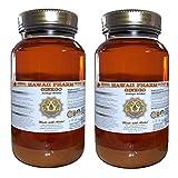 Ginkgo Liquid Extract, Organic Ginkgo (Ginkgo Biloba) Tincture Supplement 2x32 oz Unfiltered