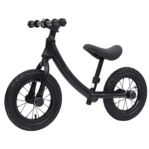 Bicicleta niño Bicicleta de Equilibrio de Aluminio Ultraligera de 12