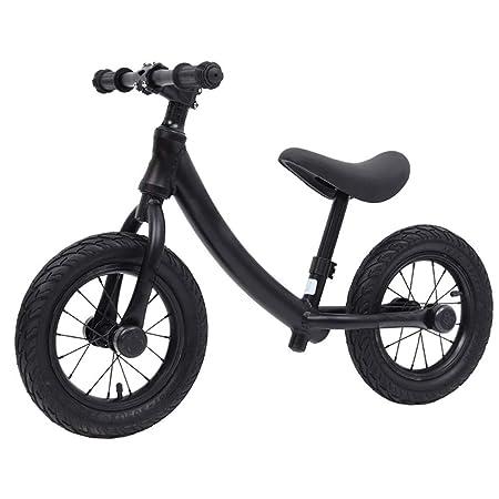 Bicicleta niño Bicicleta de Equilibrio de Aluminio Ultraligera de ...