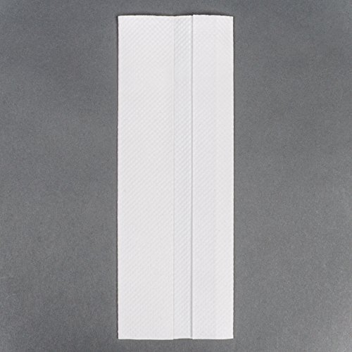 SCA CB520 Tork C-Fold (Centerfold) White Heavy Weight Paper Towel - 2400/Case ()