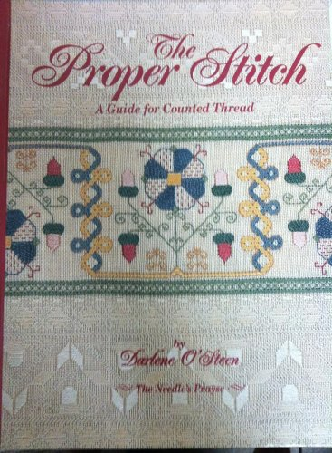 (Proper Stitch: A Guide for Counted Thread)