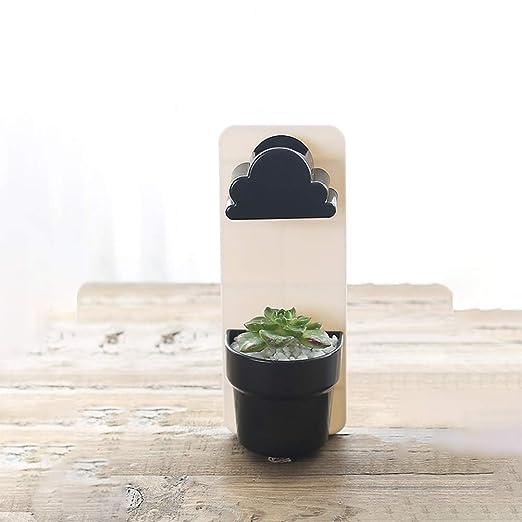 Amazon.com: Yardwe - Maceta de plástico para colgar en el ...