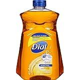 Dial Liquid Hand Soap Refill, Gold, 52 Fluid Ounce