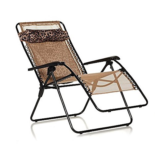 Improvements Travelling Breeze Fan-Cooled Zero Gravity AeroChill XL Lounge Chair by Improvements