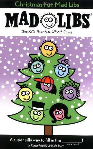 Stocking Stuffers For Kids (Christmas Fun Mad Libs)