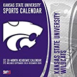 Kansas State Wildcats: 2020 12x12 Team Wall Calendar