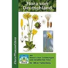 Flora von Deutschland (iFlora-Pflanzenführer 9) (German Edition)