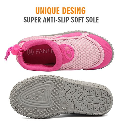 Pictures of CIOR Fantiny Boy & Girls' Water Aqua Shoes 5