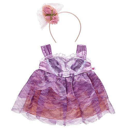 Build A Bear Workshop Disney Nutcracker Sugar Plum Fairy Costume 2 -