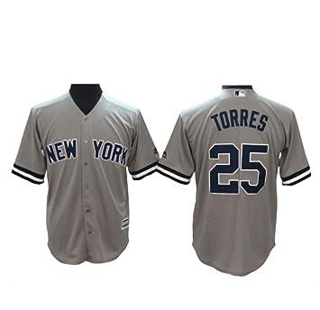 MLB Camisetas Béisbol Baseball Jersey Cómodo Major League ...