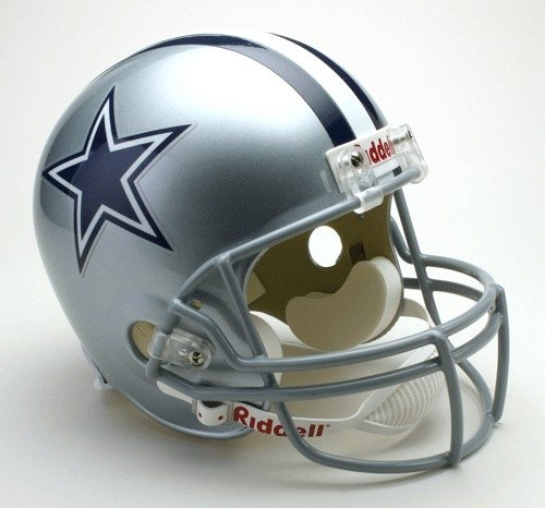 Dallas Cowboys Deluxe Replica Helmet (Dallas Cowboys Deluxe Replica Helmet)