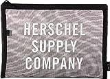 Herschel Supply Co. Network Pouch, Black/White, One Size