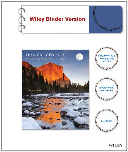 Physical Geology, Binder Ready Version: The Science of Earth