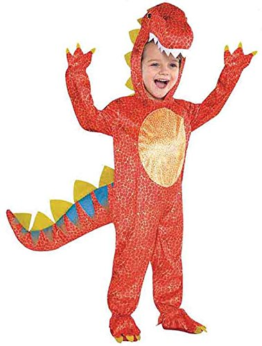 Children's Dinomite Costume Size Toddler (3-4)