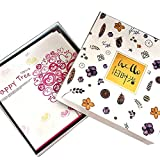 diy couple album this / paste handmade family album album album album / baby children growth book (26 26 3.5cm) ( Color : B )