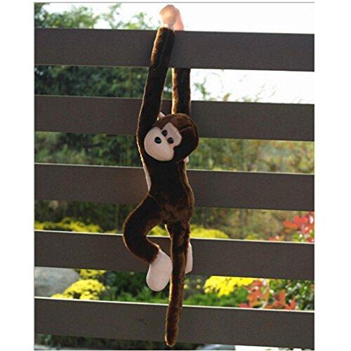 Monkey Plush Toy  Beautyvan Girls Boys Kids Gift Cute Monkey Plush Toy Doll  E