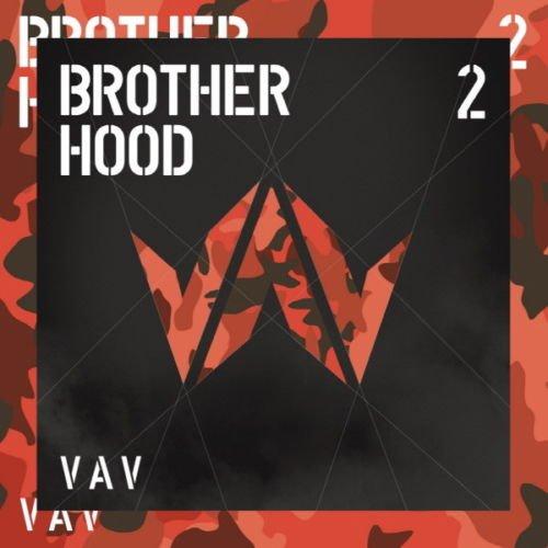 VAV - VAV [BROTHERHOOD] 2nd Mini Album CD+Photobook+Tracking Number K-POP SEALED - Amazon.com Music