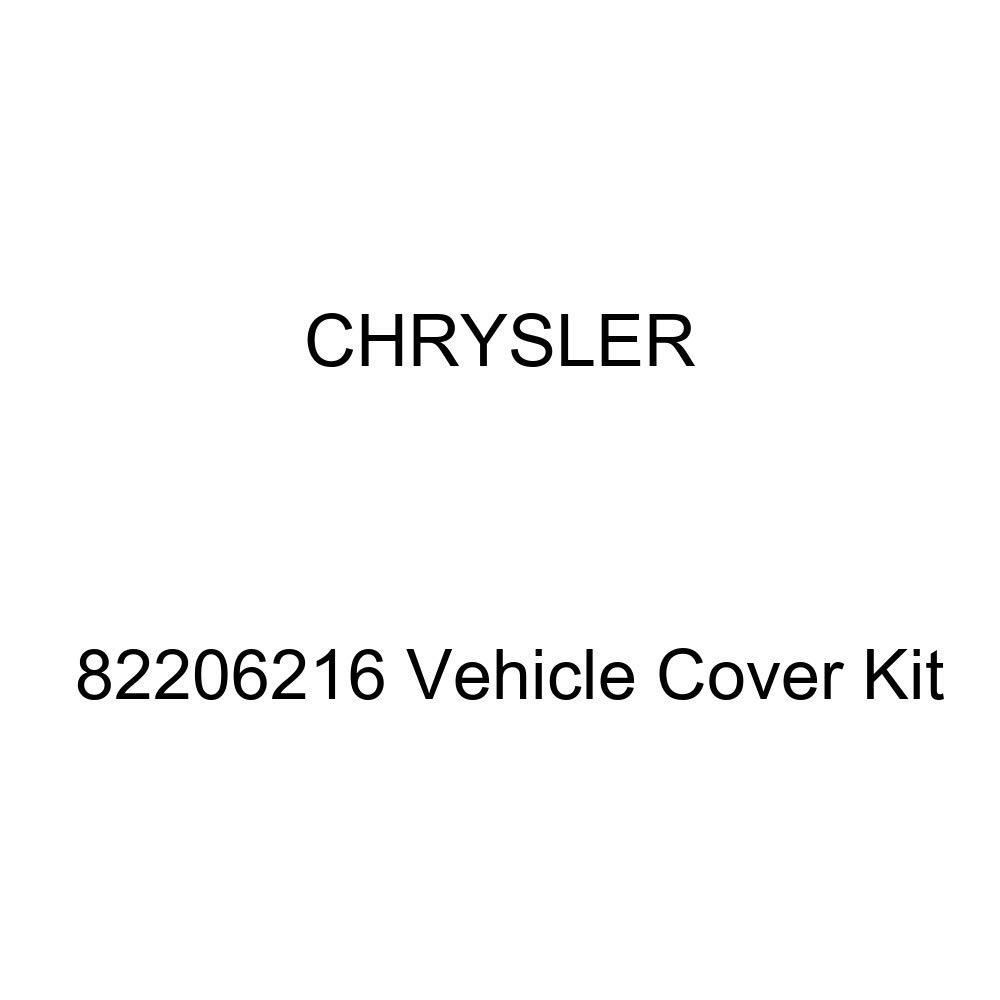 Genuine Chrysler 82206216 Vehicle Cover Kit