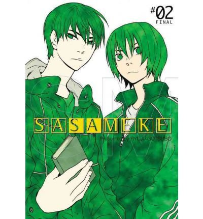 [ Sasameke, Volume 2 Gotsubo, Ryuji ( Author ) ] { Paperback } 2011