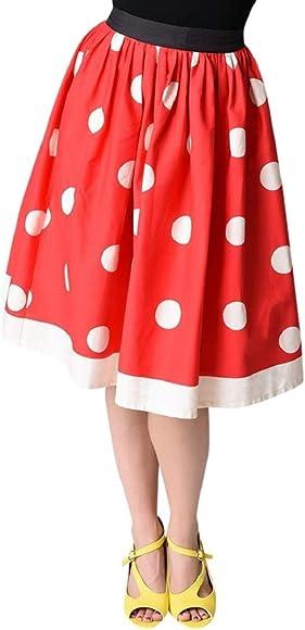 Luckycat Falda Navidad Mujer Faldas Largas Y Elegantes Faldas ...