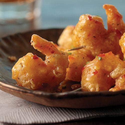 (Omaha Steaks 2 (16 oz. pkgs.) Sweet and Spicy Shrimp)