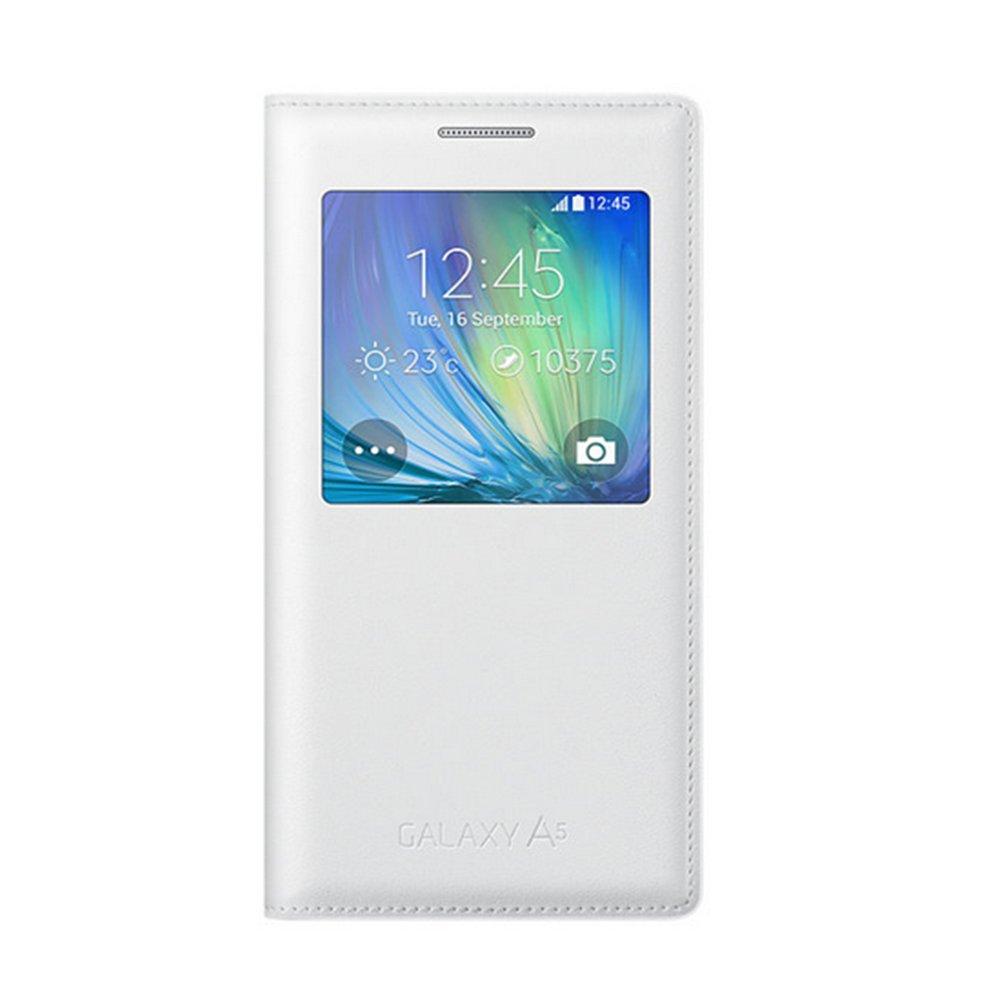 Funda original con ventana frontal, para Samsung Galaxy A5 (A500 ...