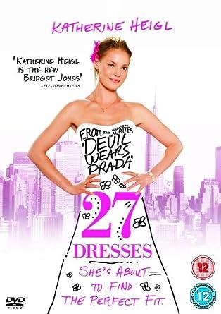 6e2ccd353 27 Dresses  DVD   2008   Amazon.co.uk  Katherine Heigl