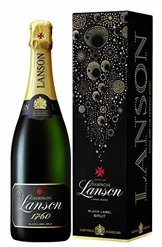 Lanson Black Label Brut (1 x 0.75 l)
