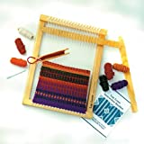 Harrisville Designs / Extra Value Lap Loom A with 6 Additional Yarns