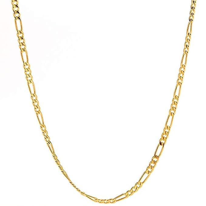 Amazon.com: FZTN Jewelry - Collar de cadena de eslabones ...