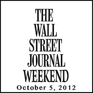 Weekend Journal 10-05-2012 Newspaper / Magazine