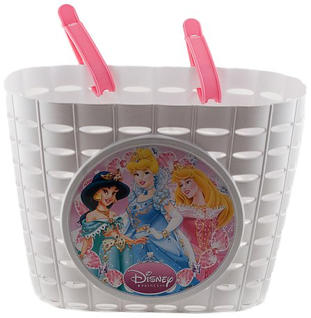 Widek Girls Disney Princess Basket – White