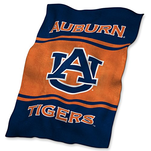 Tigers Auburn Throw Fleece (Logo Brands NCAA Auburn Tigers Ultrasoft Blanket)
