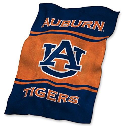 Auburn Tigers Fleece Throw (NCAA Auburn Tigers Ultrasoft Blanket)
