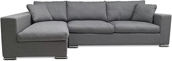 KMP Furniture Coleen Sectional Sofa Left Chaise Lounge