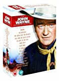The John Wayne Ultimate Collection (Hondo, Mclintock!, True Grit, Rio Lobo, El Dorado, Big Jake, The Shootist, The Sons of Katie Elder, The Man Who Shot Liberty Valance, The High and The Mighty, Islands In The Sky, Donovan's Reef, Hatari!, In Harm's Way) [Import anglais]