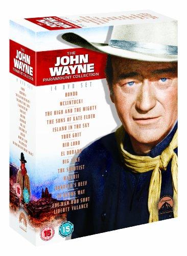 The John Wayne Ultimate Collection [DVD] (John Wayne Ultimate Collection)